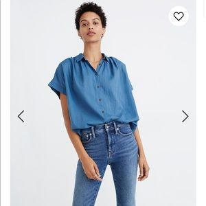 Madewell Button Down Central Shirt